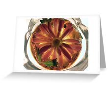 New Flower Project 73 Greeting Card
