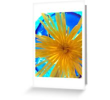 New Flower Project 87 Greeting Card