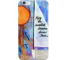 Sweet Dreams Shine iPhone Case/Skin