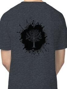 judgement tree paint splat Classic T-Shirt