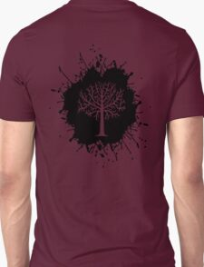 judgement tree paint splat T-Shirt