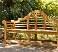 Alamo Bench by Nickolay Stanev