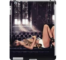High Fashion Sofa Fine Art Print iPad Case/Skin