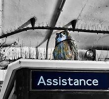 South Harrow Tube Station by AntSmith