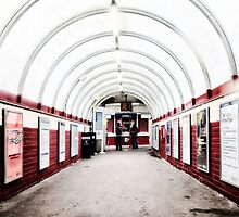 South Kenton Tube Station by AntSmith