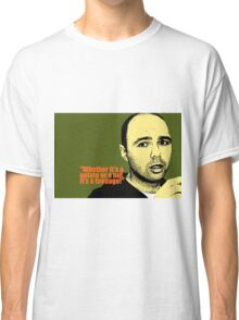 Karl Pilkington Classic T-Shirt