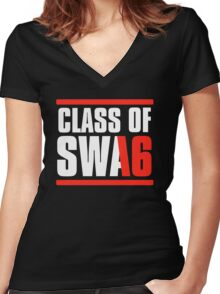 Class of 2016 Women's Fitted V-Neck T-Shirt