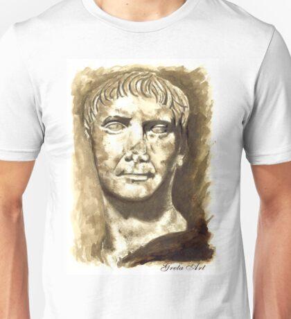 Emperor Trajan, Rome  I-II DC Unisex T-Shirt