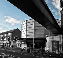 South Ruislip Tube Station by AntSmith