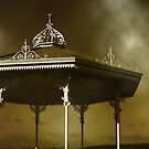 Bandstand St. Andrews by Doug Cook