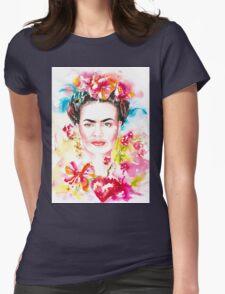 Frida´s Garden Womens Fitted T-Shirt
