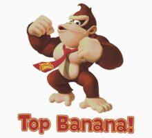 Top Banana One Piece - Short Sleeve