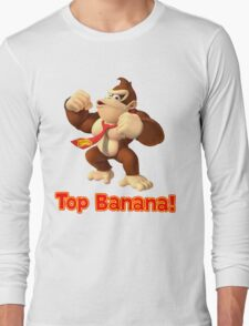 Top Banana Long Sleeve T-Shirt