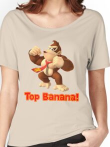 Top Banana Women's Relaxed Fit T-Shirt