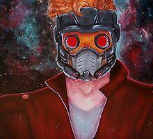 Marvel's Star Lord by ArtsyStarky