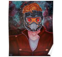 Marvel's Star Lord Poster