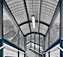 Stonebridge Park Tube Station by AntSmith
