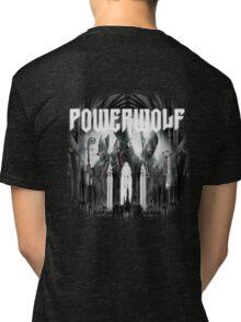 Powerwolf - Blood of the Saints Tri-blend T-Shirt