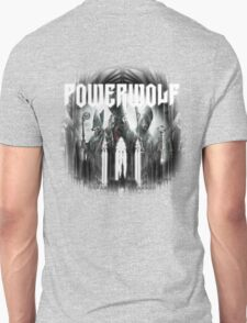Powerwolf - Blood of the Saints Unisex T-Shirt
