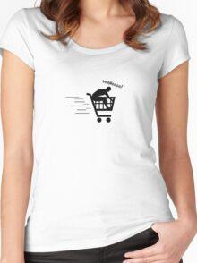 Adrenaline Rush Women's Fitted Scoop T-Shirt