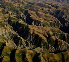 a beautiful Afghanistan landscape by beautifulscenes