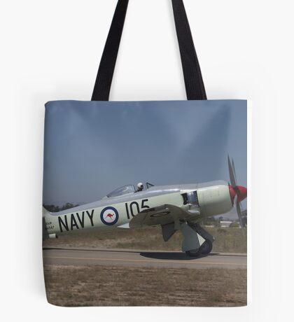 Hawker Sea Fury FB MK II Tote Bag