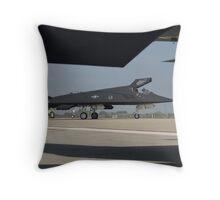 Lockheed F-117A Nighthawk Throw Pillow