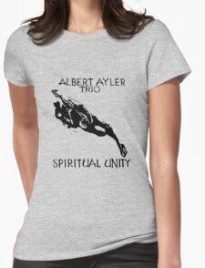 Albert Ayler Trio - Spiritual Unity 1964 Free Jazz Womens Fitted T-Shirt