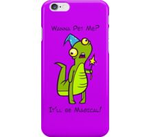 Wizard Lizard iPhone Case/Skin