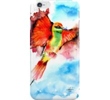Green Bee Eater iPhone Case/Skin