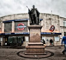 Tooting Broadway Tube Station by AntSmith