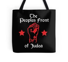 The Peoples Front of Judea Tote Bag