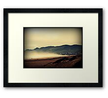 Grover Beach, California Framed Print