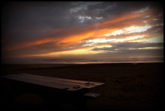 Holiday Sunset - Grover Beach, California by VegasAngel
