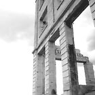Death - Rhyolite Ghost Town by VegasAngel