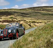 Three Castles Classic Rally of Wales .... by M-Pics