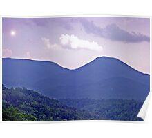 *THE BLUE RIDGE MOUNTAINS* Poster