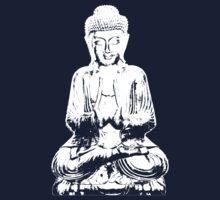 Buddha Dark Kids Tee