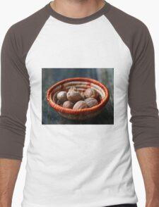 Nutmeg Men's Baseball ¾ T-Shirt