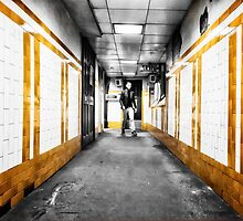 Tufnell Park Tube Station by AntSmith