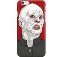 Here Endeth The Lesson - Buffy BTVS iPhone Case/Skin