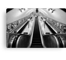 Turnpike Lane Tube Station Canvas Print