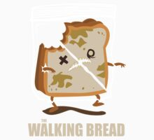 The Walking Bread One Piece - Short Sleeve