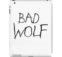 Bad Wolf iPad Case/Skin