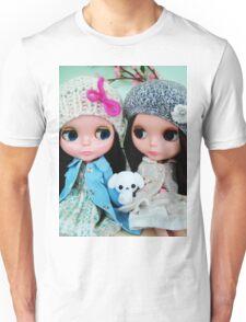 Blythe- TwoVintageDolls. Unisex T-Shirt