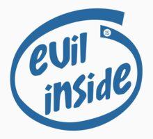 Evil Inside Kids Clothes