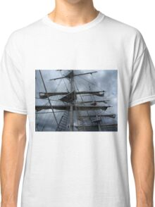 Stormy weather.....reef the topsails.......!   Classic T-Shirt