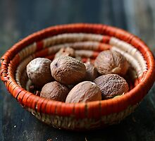 Nutmeg by Dipali S