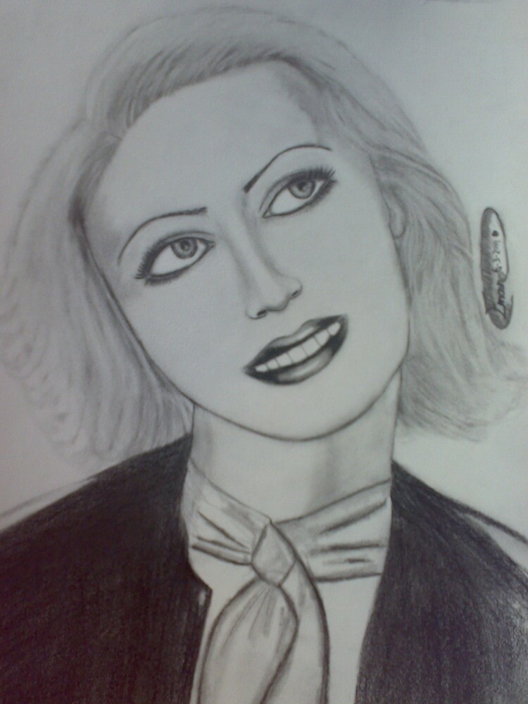 Bette Davis by sky   princess