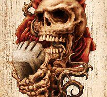 Music Never Dies by Javier Antunez